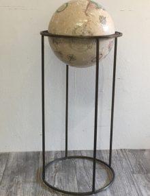 Mid Century Modern Globe on stand