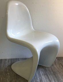 Mid Century Modern Hard Chair